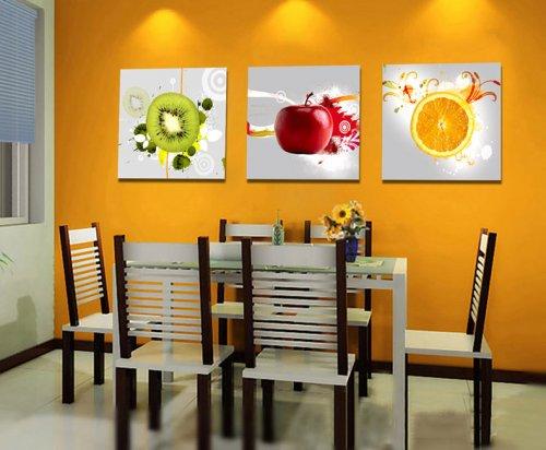 餐厅水果装饰画